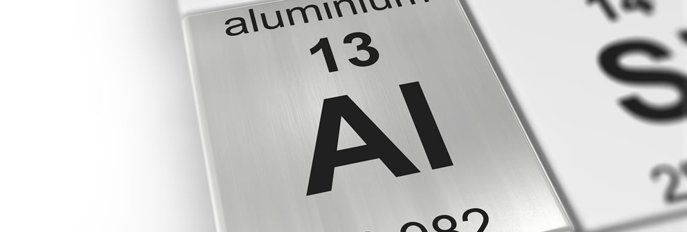 aluminium treatment